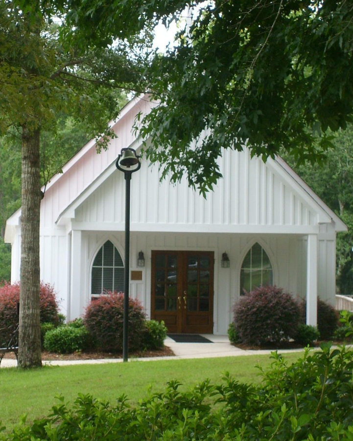 Brookside Wedding Chapel