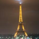 Eloping to Paris France