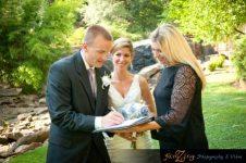 Danielle M Baker Wedding Officiant