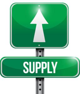 supply sign