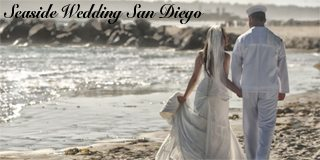 Seaside Wedding San Diego