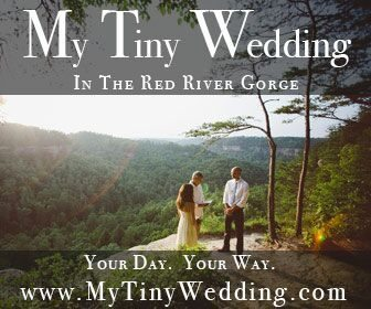 My Tiny Wedding in the Kentucky Red River Gorge