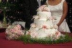 fewer big weddings