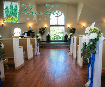 Tree Trees Chapel