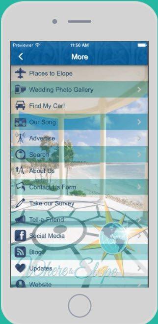 WTE App Contents